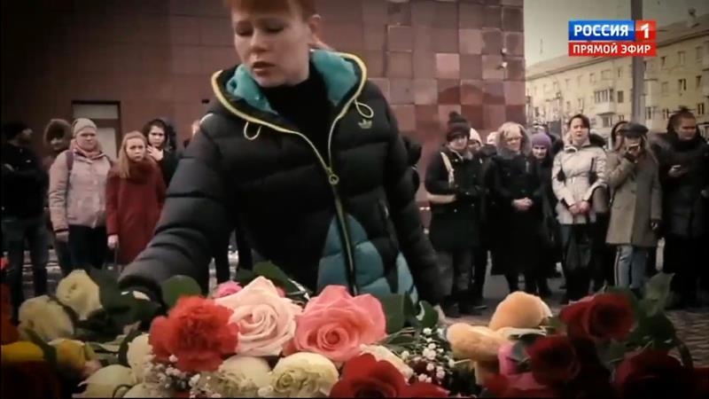 Андрей Малахов. Прямой эфир 27.03.2018 - Кемерово: спустя 48 часов