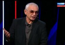 Вечер с Владимиром Соловьевым выпуск 30.08.2020