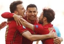 Португалия - Франция 23.06.2021
