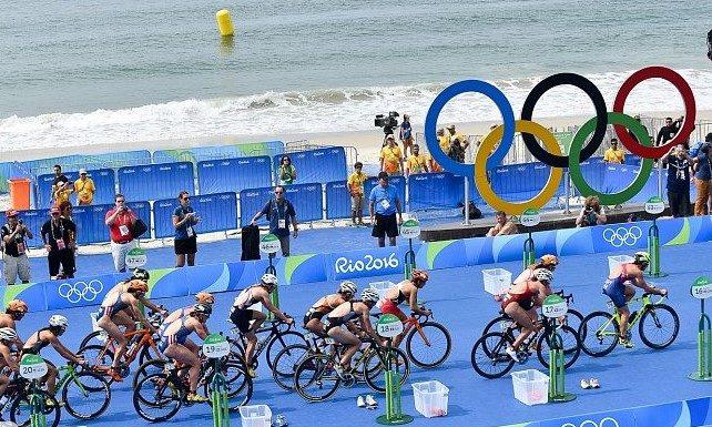 Олимпиада в Токио 30.07.2021