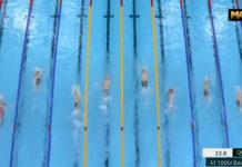 Олимпиада в Токио 29.07.2021 Плавание