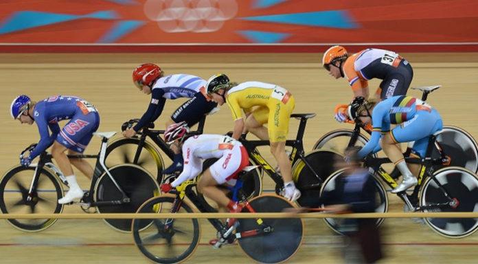 Олимпийские игры, велоспорт. трек от 06.08.2021