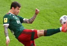 Футбол Лига Европы Локомотив - Марсель 16.09.2021